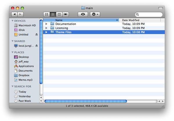 Licensing Folder