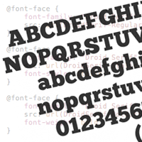 @font-face and 15 Free Fonts You Can Use Today