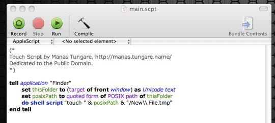 new-file-script