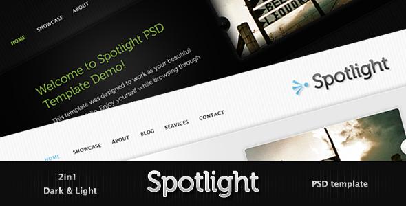 Spotlight by pogoking