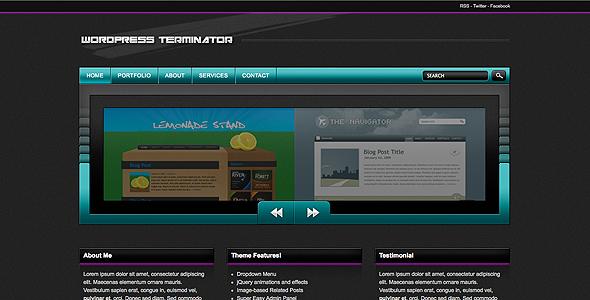 WordPress Terminator
