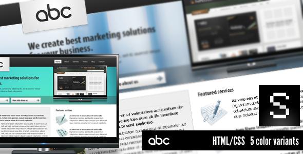 abc business theme