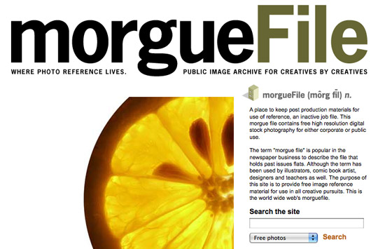 morgueFile.com