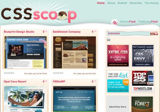 CSS Scoop
