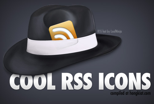 Cool RSS Icons