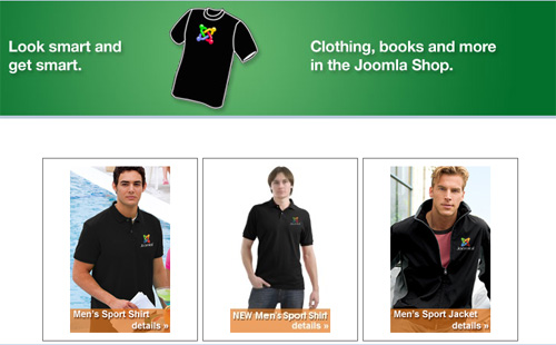 Joomla T-Shirts