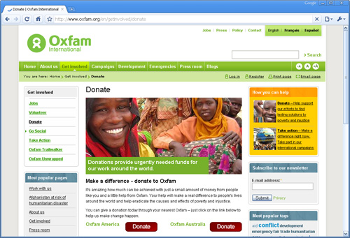 Oxfam