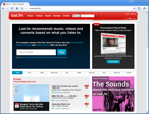 Last.fm