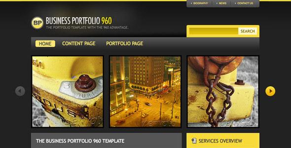 Business Portfolio 960